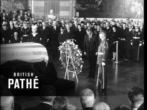 Herbert Hoover's Funeral (1964)