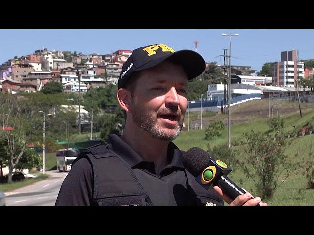 PRF FAZ BALANÇO PARCIAL DA OPERAÇÃO CARNAVAL EM SC
