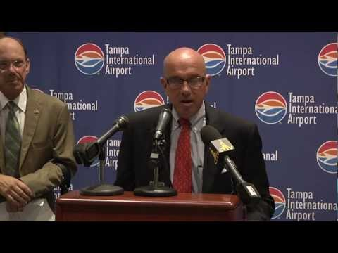 Press Conference German American Chamber of Commerce in Tampa Bay