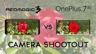 Red Magic 3 vs OnePlus 7 Pro: Camera Shootout