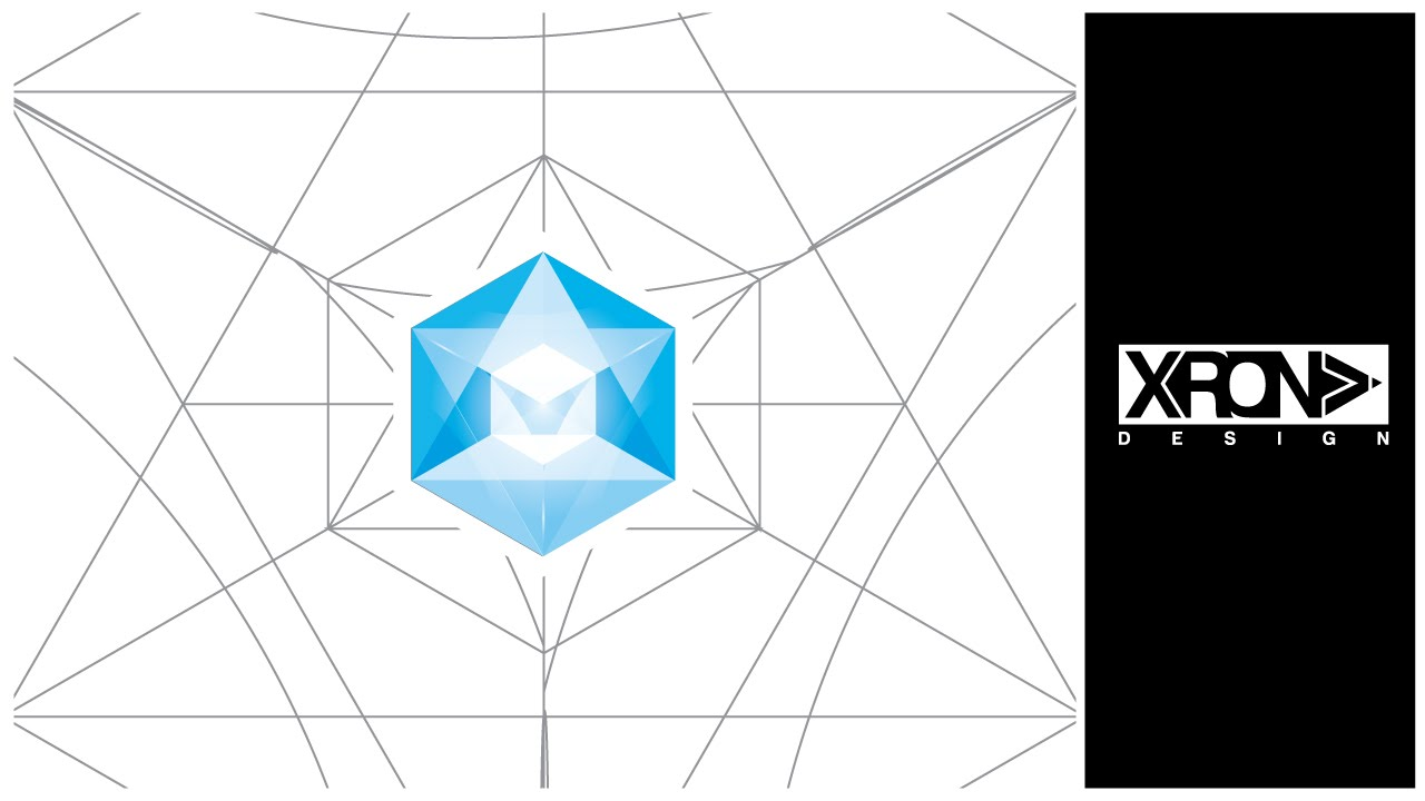 how to make a rotating diamond in adobe