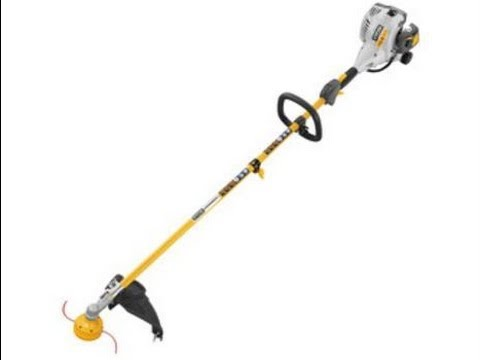 Ryobi SS26 String Trimmer Assembly Instructions and Review