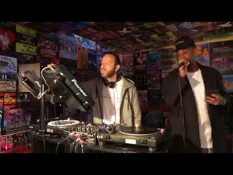 Chase & Status - Foundation Show #2 live from The Bunker