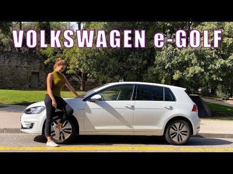 Volkswagen e-GOLF 2019 REVIEW 🚗⚡️¡EL coche 100% ELÉCTRICO de VW!