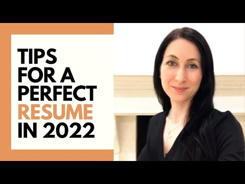 How To Edit A Resume That Gets You An Interview | Professional Resume Tutorial