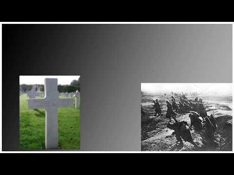14-18 chanson chantée par des soldats au front