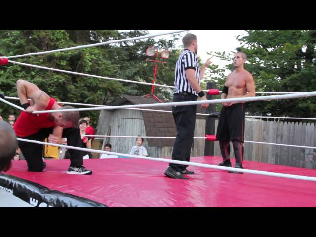 BYB 2015 - The Immortal Lord Deezus vs. Wes Daddy