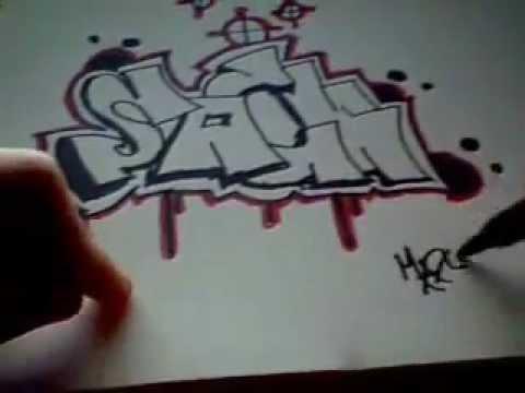 Modacalle Zapatillas Supra Peru Como dibujar letras en grafiti.mp4 ...