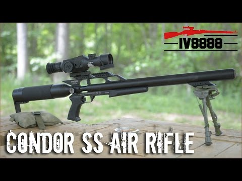 Airforce Condor SS .25 Caliber Air Rifle