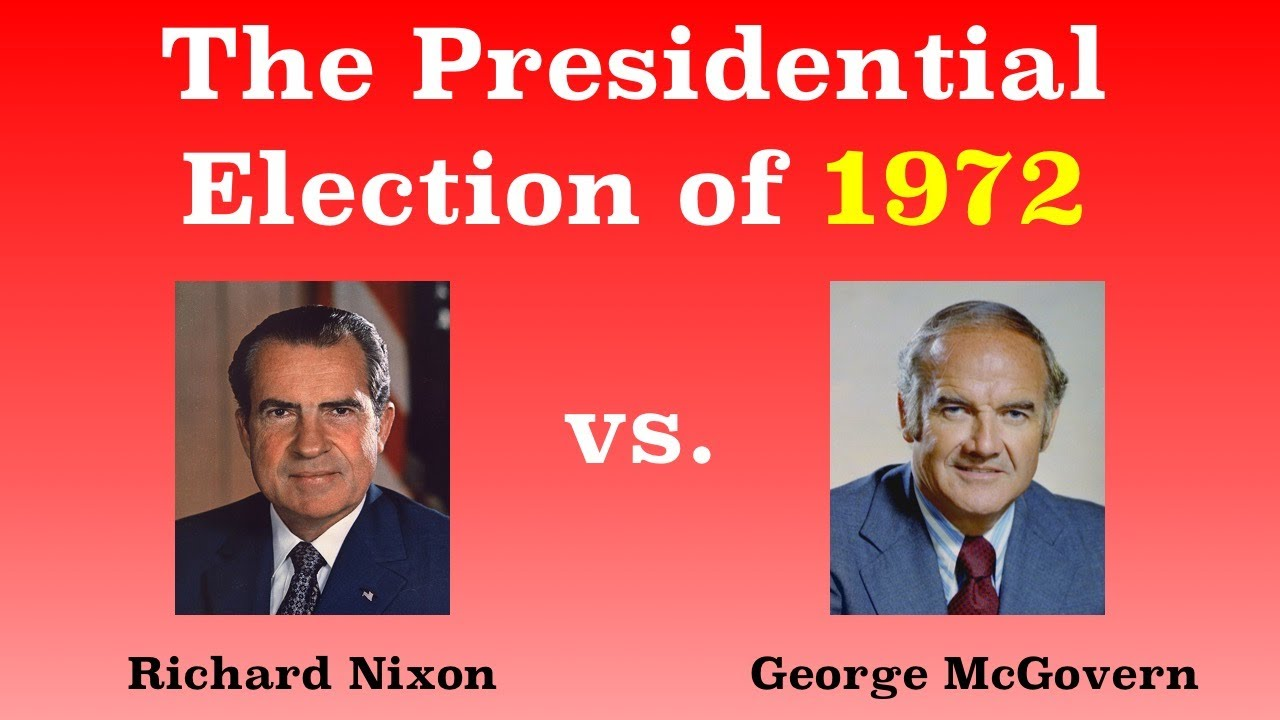 Image result for 1972 election images