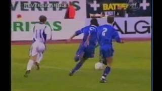 QWC 2002 Finland vs. Greece 5-1 (05.09.2001)
