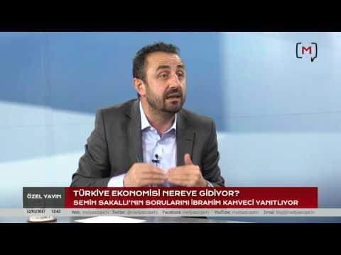 Türkiye Ekonomisi Nereye Gidiyor? İbrahim Kahveci Ile Söyleşi