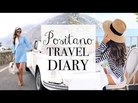 Positano Travel Diary