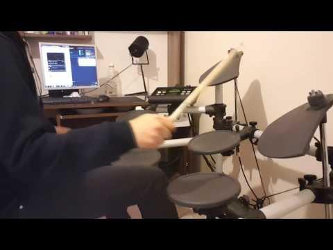 Teoman - Renkli Rüyalar Oteli Demo (Drum Cover)