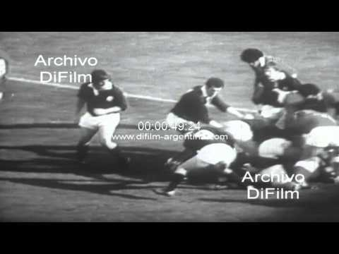 DiFilm - Scotland vs Tonga - Rugby International Match 1974