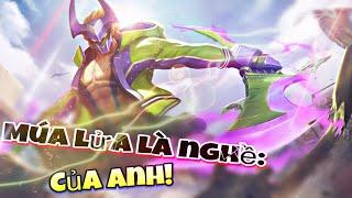 LIÊN QUÂN MOBILE | Nakroth đối đầu với Ngộ Không nên lên Build Trang Bị nào để tránh Shock Dame?