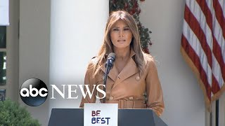 Being Melania - The First Lady Part 2: Melania Trump on her husband