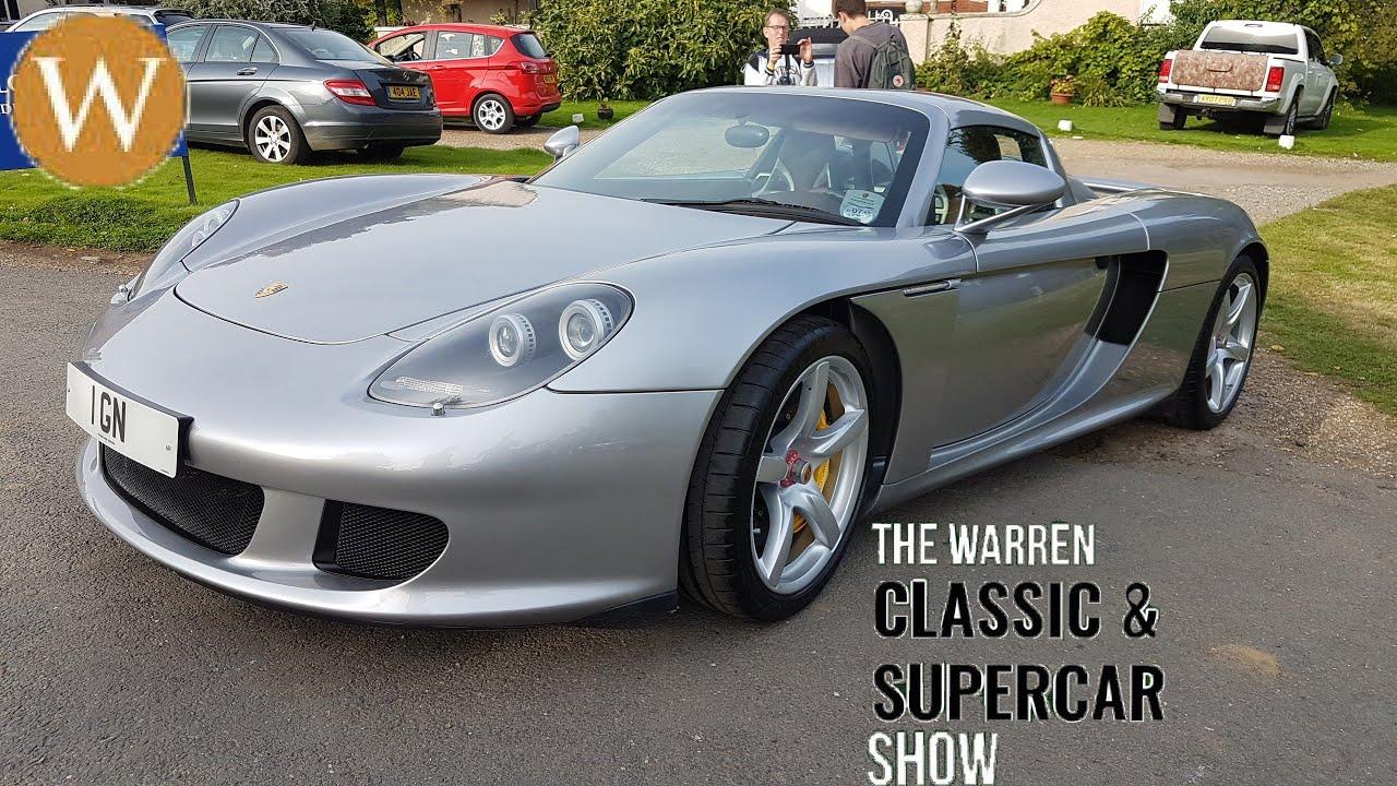 The Warren Car Show 2017 Laferrari Porsche Cgt New Phantom And