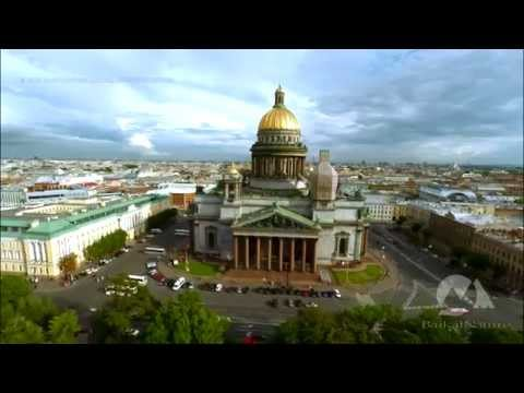 Saint Petersburg, Russia / Санкт Петербург, Аэросъемка