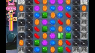 Candy Crush Saga level 223 NO BOOSTERS 3 stars