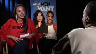 Blackfilm.com interviews Tracy Morgan About What Men Want