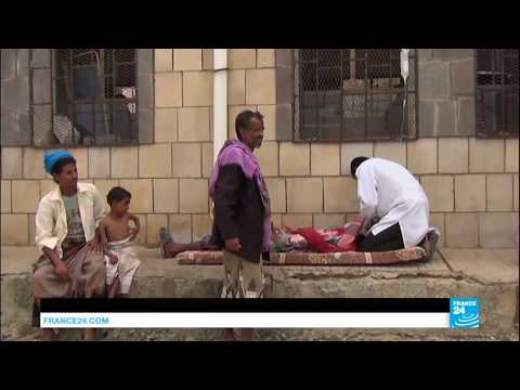 Yemen cholera crisis: 5000 new cases every day, 2000 deaths since April