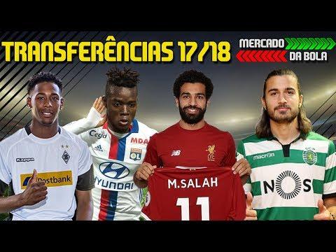 Transferências da Semana - Mercado da Bola #06