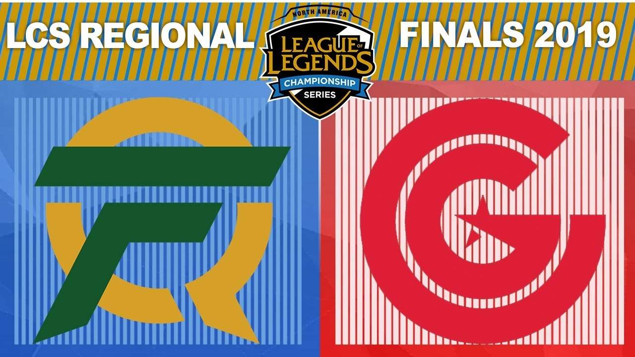 FLY vs CG, Game 4 - LCS 2019 Regional Finals Round 1 - FlyQuest vs Clutch Gaming G4