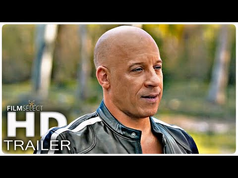 FAST AND FURIOUS 9 Final Trailer (2021)