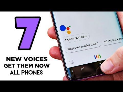 Google Assistant New Voices | Get Them Now