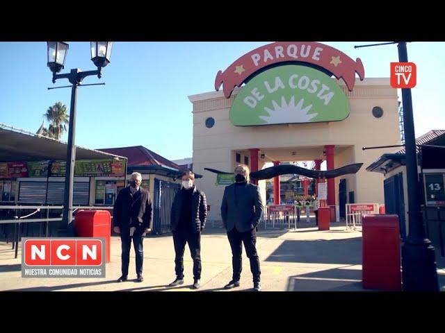 CINCO TV - Julio Zamora y Augusto Costa resaltaron el trabajo entre el Municipio y Provincia