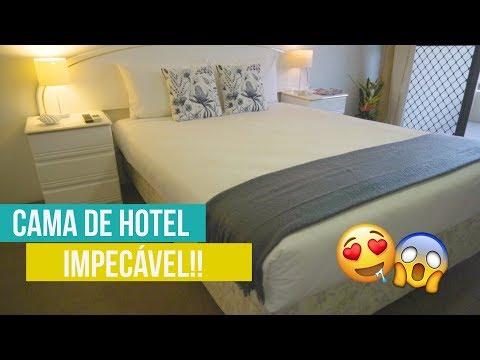 Link Study Job Help: COMO FAZER UMA CAMA DE HOTEL