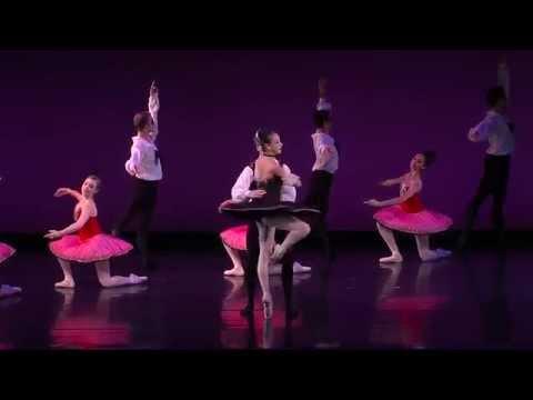 Orange County Ballet Theatre (OCBT) - Momentum