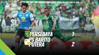 [Pekan 3] Cuplikan Pertandingan Persebaya vs PS Barito Putera, 8 April 2018