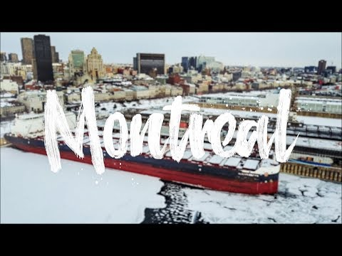 MONTREAL IN 1 MINUTE [WINTER]