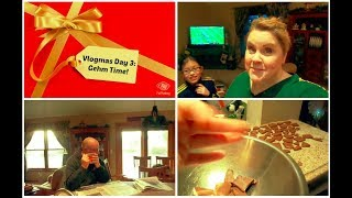Vlogmas 2017 Day 3! Toffee and more toffee!