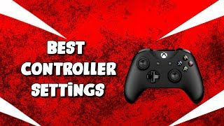 Best controller settings and showing my stats! (Fortnite Battle Royale)