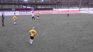 13.12.15 - Талант vs ЛФК Динамо (Первый тайм) - 7:3