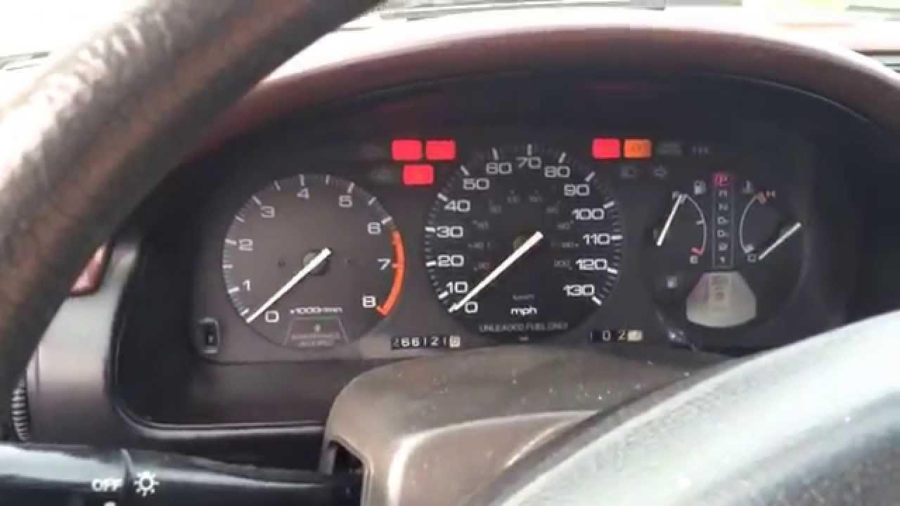 1993 Honda Accord Ex Broken Timing Belt Youtube 2008 Mini Cooper