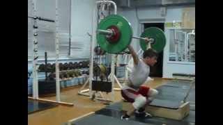 Хафизов Илья, 15 лет, вк 42 Рывок 50 кг