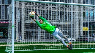 TRAIN LIKE PROS - GOALKEEPER TRAINING for Professionals