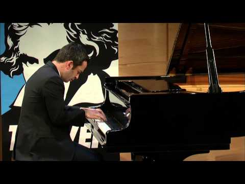 Inon Barnatan: Beethoven Sonata No  6 in F Major, Op  10, No 2
