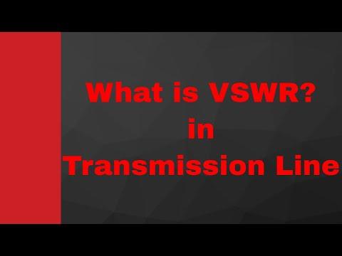 What Is VSWR In Transmission Line In Microwave Engineering By Engineering Funda