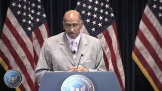 Reagan Lecture: RNC Chairman Michael Steele at The Ronald Reagan Presidential Foundation