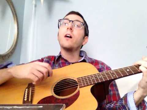 (477) Zachary Scot Johnson White Christmas Cover thesongadayproject Bing Crosby Irving Berlin