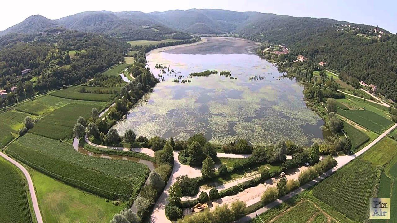 Lago di fimon vi riprese aeree con droni pixair youtube for Lago padova