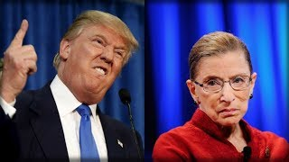 TRUMP-HATER RUTH BADER GINSBURG JUST GOT MASSIVE BAD NEWS