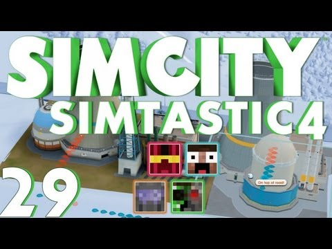 SimCity Multiplayer - Simtastic 4: The Atomic Age Begins #29