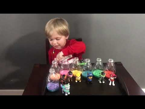 Kid experiment! Toddler activity!! Learn colors! Easy experiment! Wilder adventures