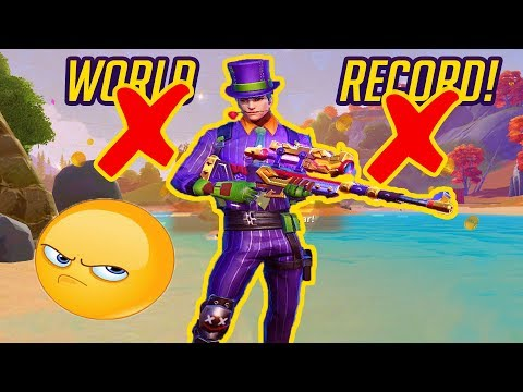 WORLD RECORD MOST KILLS GONE OUT OF THE WINDOW! (Creative Destruction)